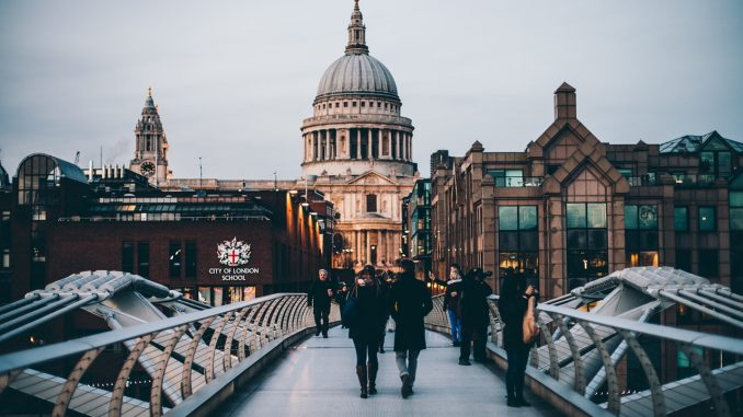 financial independence in london?