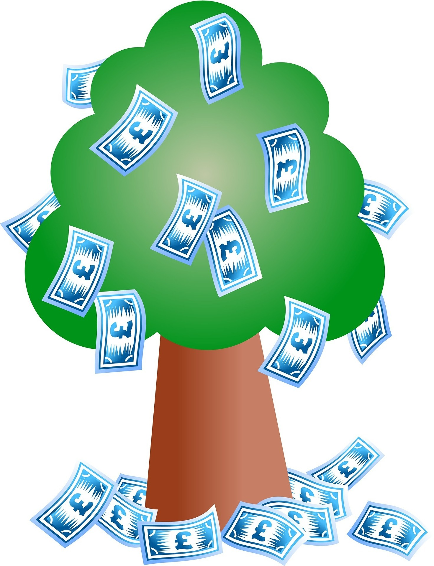 salary sacrifice - money on trees