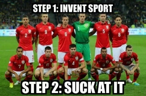 England at the World Cup - every time